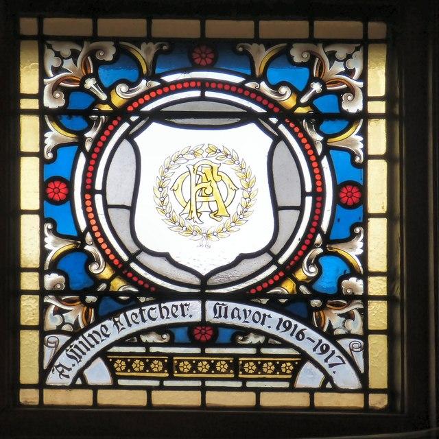 Mayoral Window: A Milne Fletcher