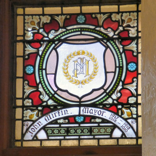 Mayoral Window: John Mirfin