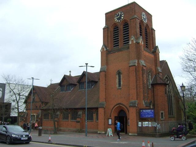All Saints Church, Borehamwood