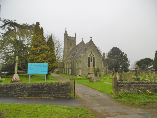 Alveston, parish church