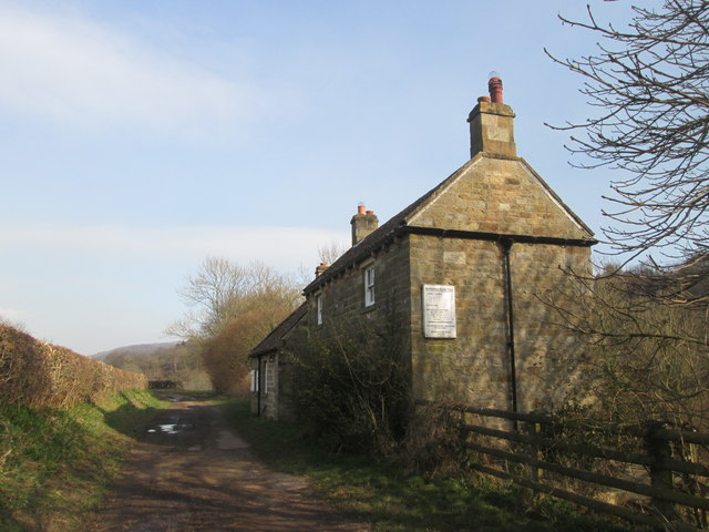 Barnards Road Toll House