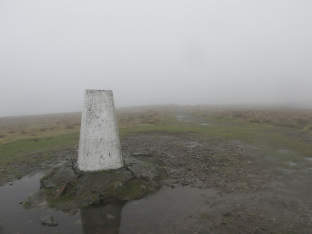 Summit of The Calf.