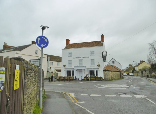 Thornbury, Royal George