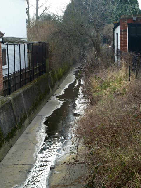 The Quaggy River
