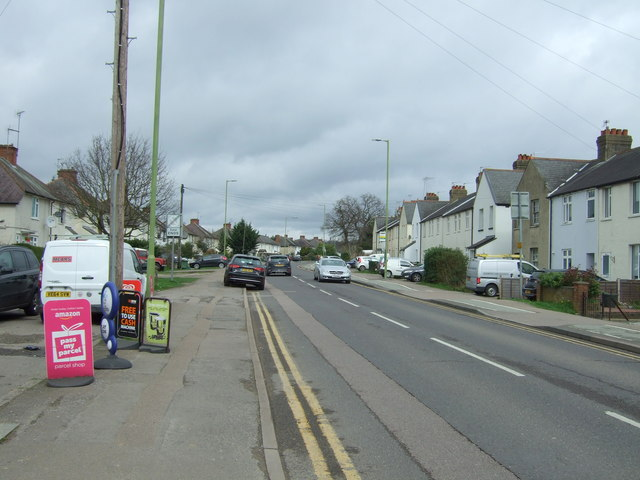 Shenley Road (B5378), Borehamwood
