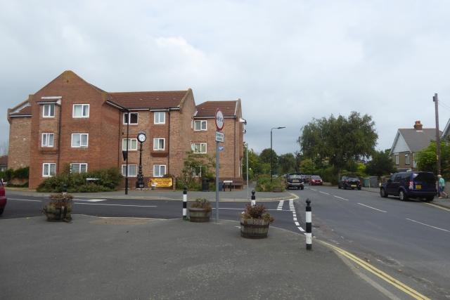Flats beside Church Road