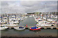 SX4953 : Plymouth Yacht Haven by Stephen McKay