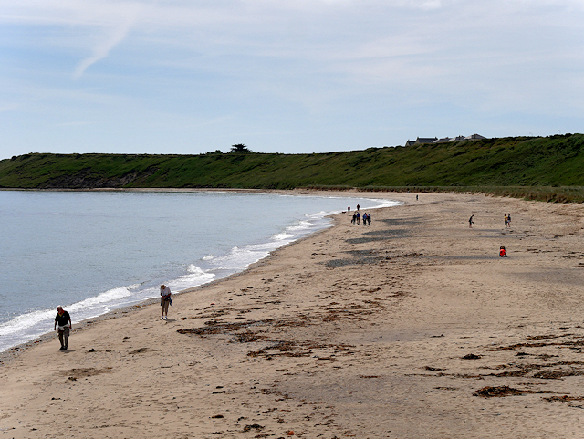 Rosslare Harbour Beach