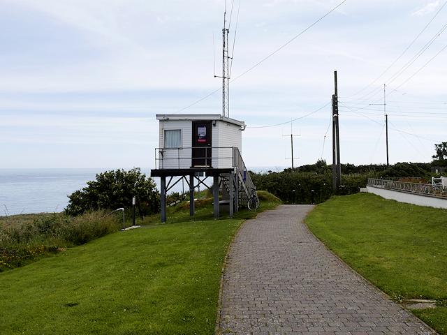 Coastguard Lookout Hut, Rosslare Harbour Village