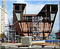 NS3274 : Ferguson Marine shipyard reconstruction : Week 12