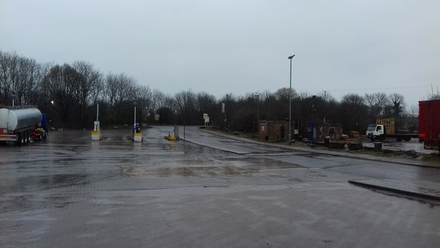Barton Lorry Park