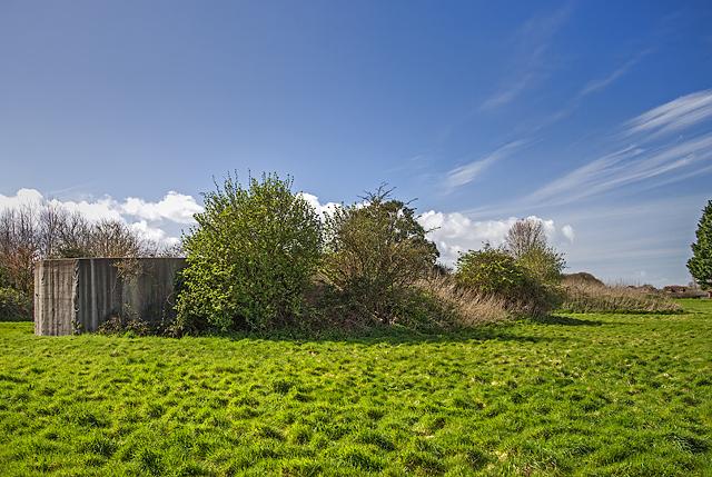 WWII Hampshire: Hayling Island - Northney Heavy Anti-Aircraft Battery (4)
