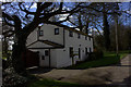 SP5072 : White cottage on Ashlawn Road by Robert Eva