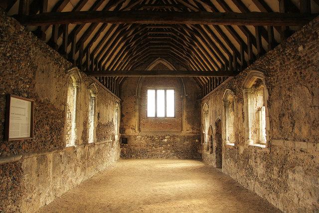 Duxford Chapel