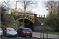 TQ0387 : Railway bridge, Denham by N Chadwick