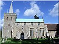 TL6730 : St.Mary's Church Great Bardfield by Keith Evans