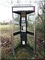 SP9307 : KX300 Telephone Kiosk at Cholesbury by David Hillas
