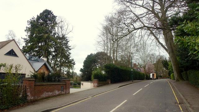 Kennedy Road, Kingsland, Shrewsbury, 1
