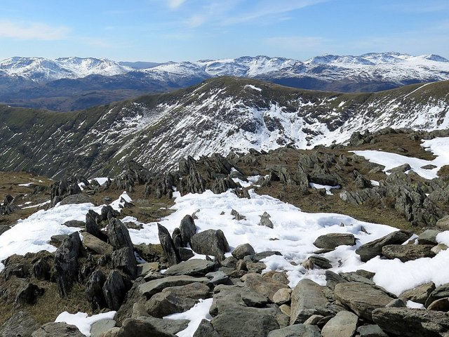 View from Hart Crag