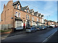 SP1092 : Victorian terraced housing on Summer Road by Richard Law