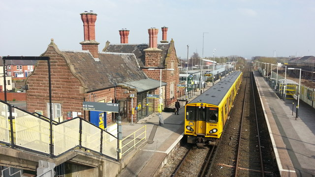 Ellesmere Port railway station