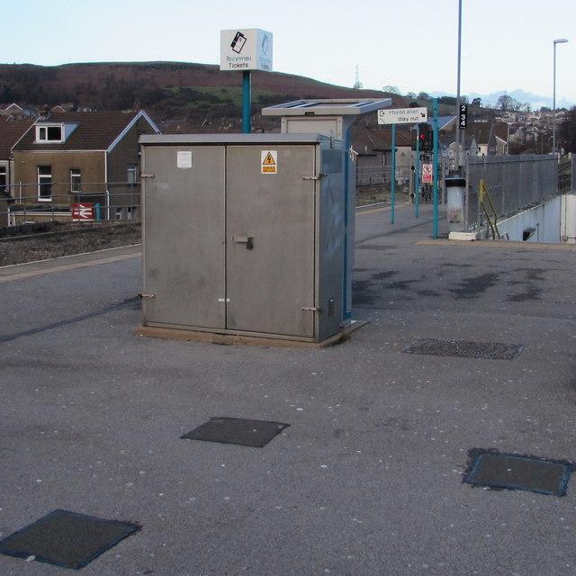 In Abercynon Rhondda Cynon Taf: Abercynon Sub Main Electricity... © Jaggery Cc-by-sa/2.0