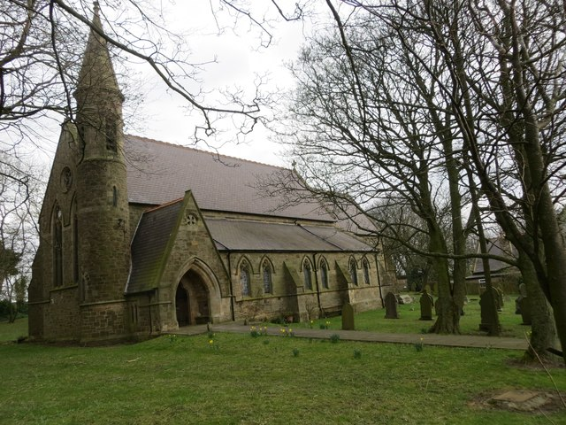 Church of St Thomas, Stanley Crook