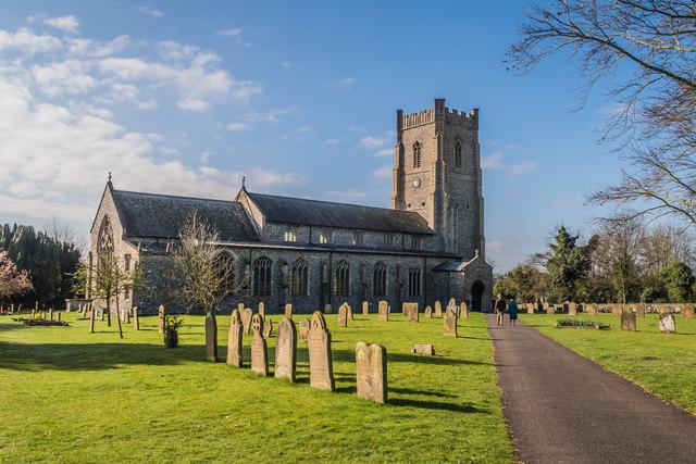 St.James' Church, Castle Acre