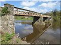 SO5300 : Wireworks bridge over the River Wye : Week 14