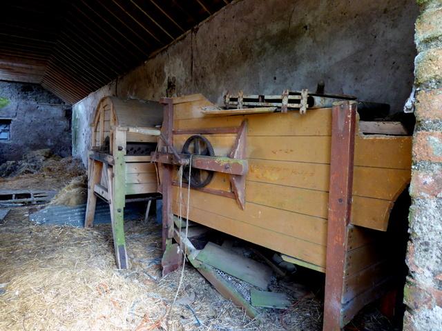 Old machinery, Roscavey