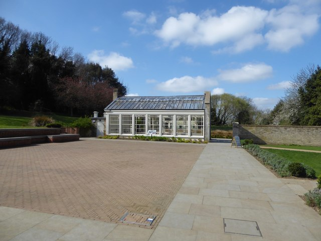 The Conservatory, Holywells Park