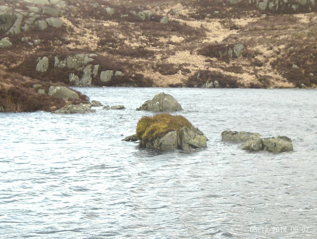 Loch Girvan Eye