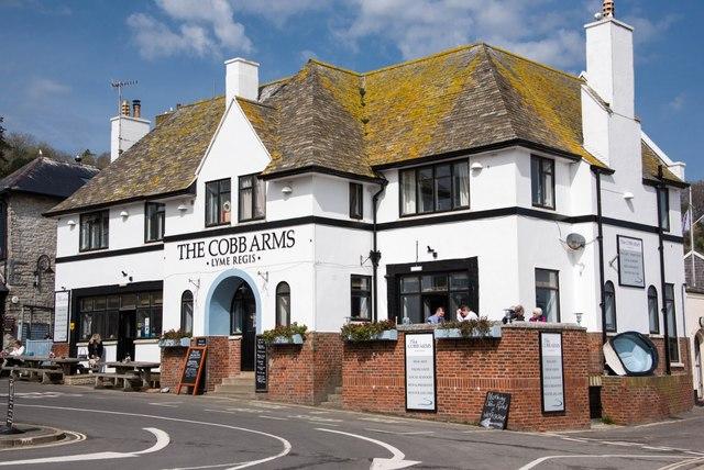 Lyme Regis: The Cobb Arms