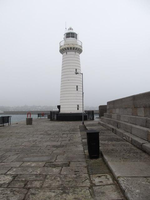 Donaghadee Lighthouse.