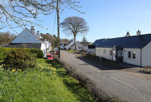 Ringford Village