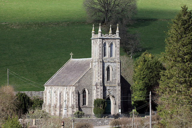 Westerkirk Parish Church, Bentpath