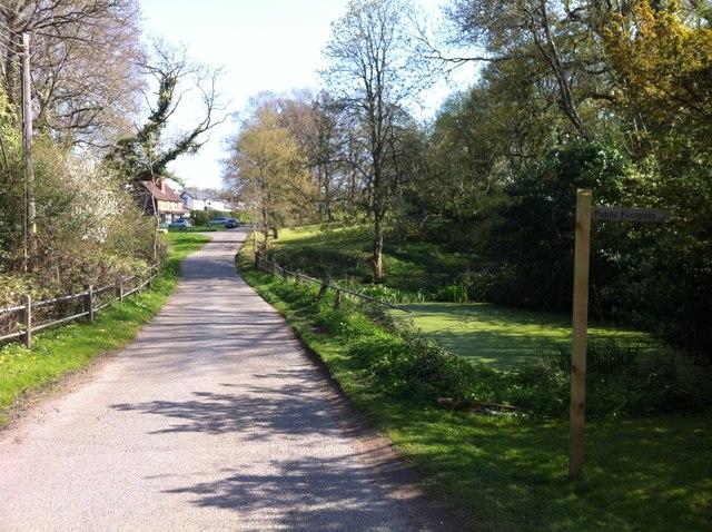 Betchets Green Road, Holmwood
