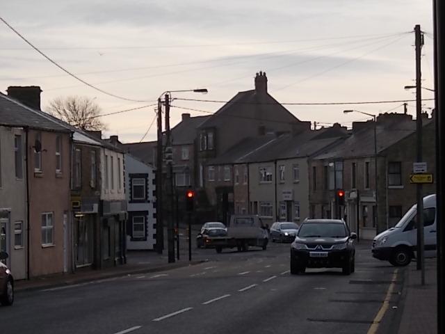 Front Street & Crossroads Leadgate County Durham