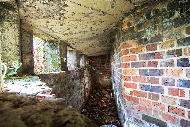 WWII Hampshire: environs of Havant & Emsworth - New Brighton section post (2)