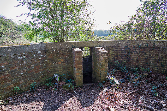 WWII Hampshire: environs of Havant & Emsworth - New Brighton section post (3)