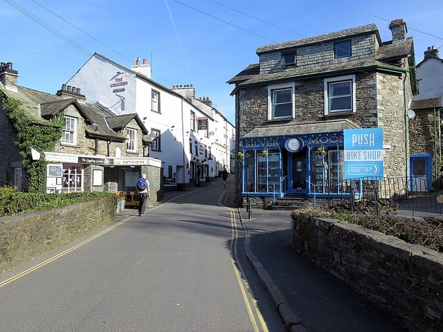 North Road, Ambleside