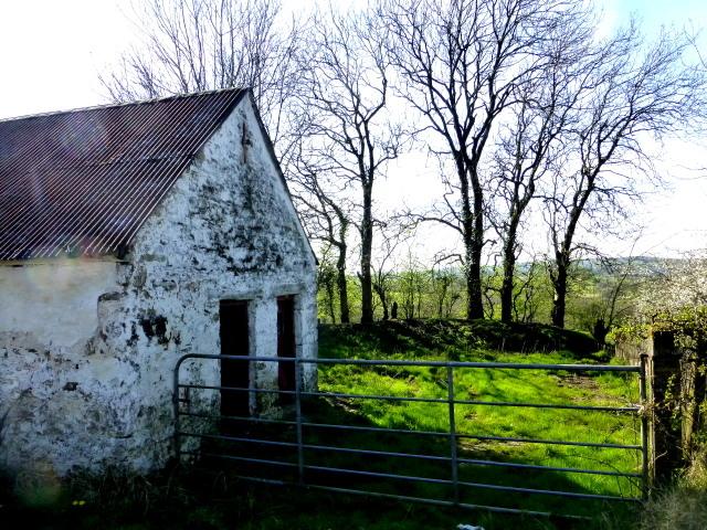 Old farm building, Knocknahorn