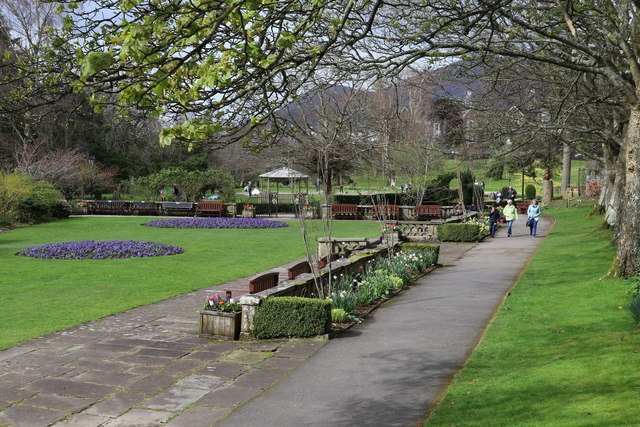 Hope Park - the jewel of Keswick
