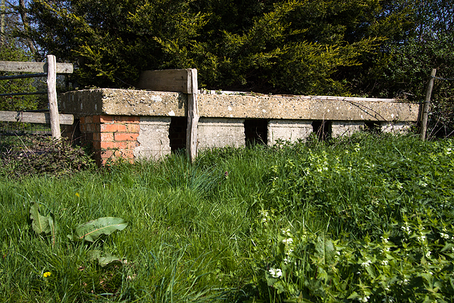 WWII Hampshire: environs of Havant & Emsworth - Comley Hill area pillbox no. 2 (10)