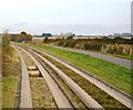 TL4167 : Guided Busway by N Chadwick