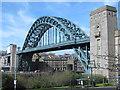 NZ2563 : The Tyne Bridge : Week 14