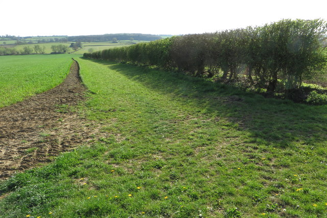 Footpath to Helmdon
