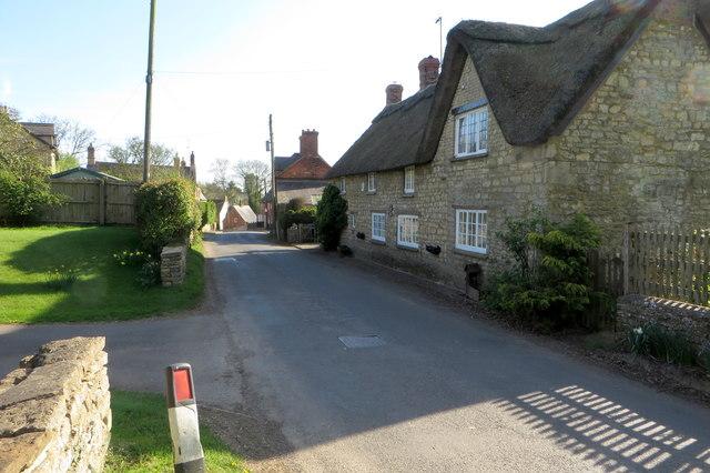 High Street Weston