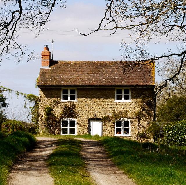 Cottage on Putley Common