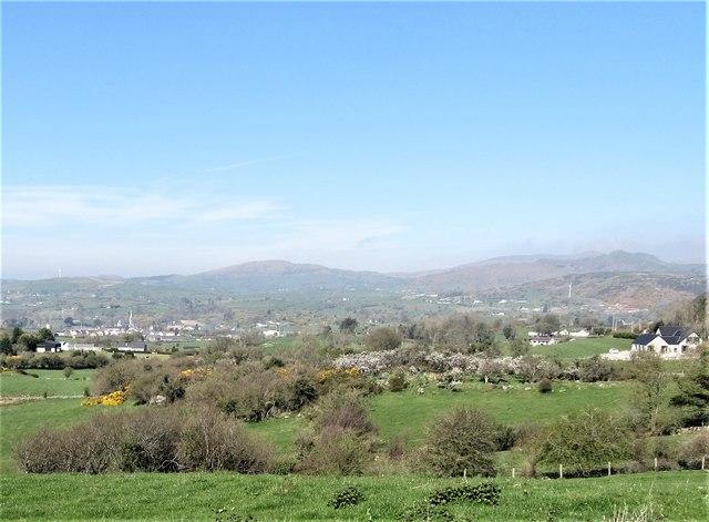 Rath west of Leitrim Road